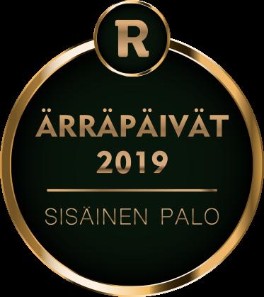 Ärräpäivät 2019 Paviljonki Jyväskylä